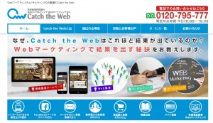横山直広 Cath the Web